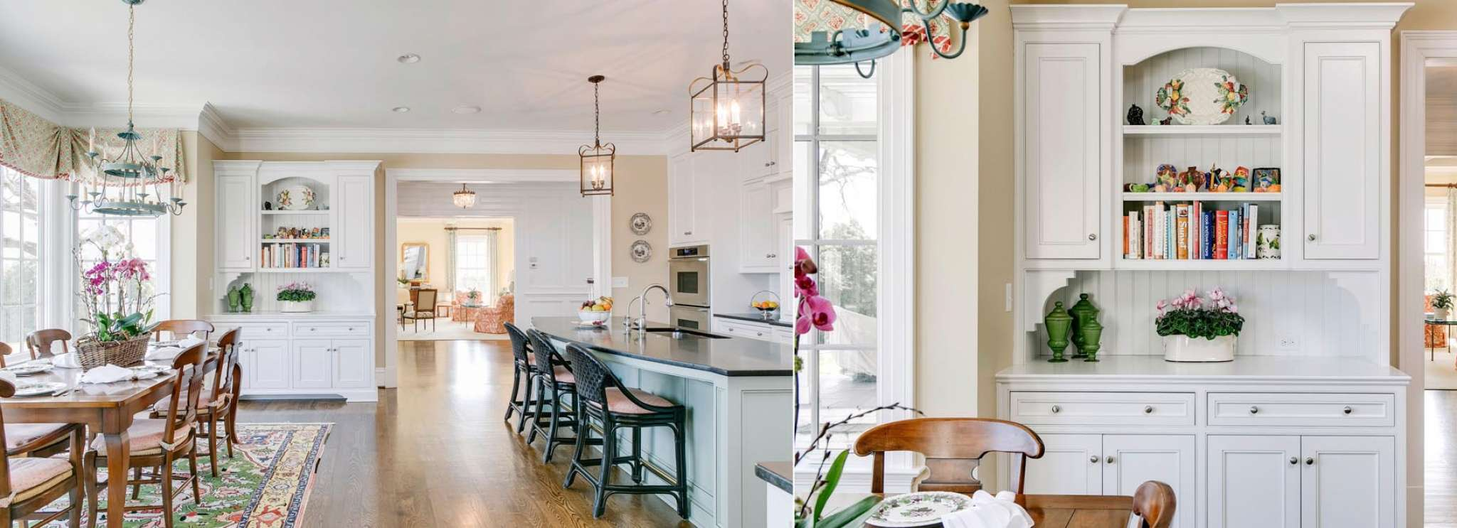 Pally And Southard Interior Design Croasdaile Home