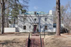 A really interesting shoot; Neoclassical Revival in Durham NC,